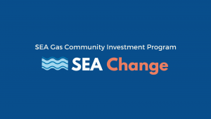 SEA Gas Community Investment Program - SEA Change